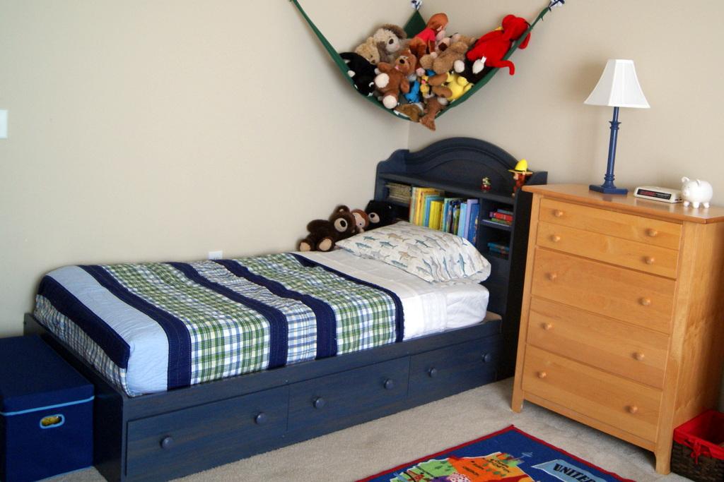 Junior's Bed